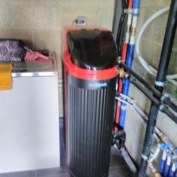 Pompe à chaleur air/eau EcoAir 415 + EcoZenith 550PRO! + Tulikivi